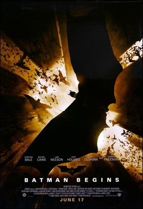 Batman Begins, de Christopher Nolan
