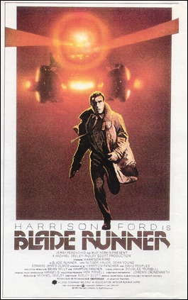 Cartel alternativo de Blade Runner