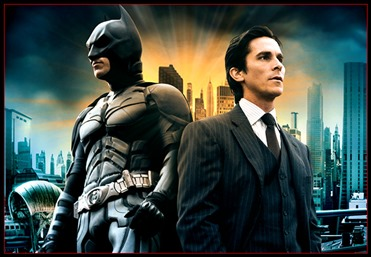 Christian Bale como Batman