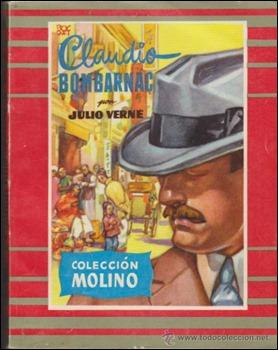Edición Molino de Claudio Bombarnac