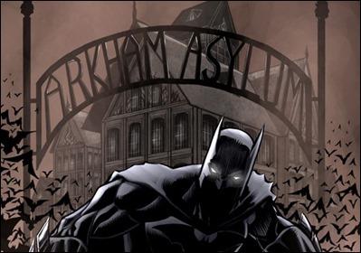 El Asilo Arkham, el más oscuro rincón de Gotham City
