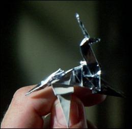El unicornio del final de Blade Runner