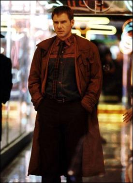 Harrison Ford como Rick Deckard