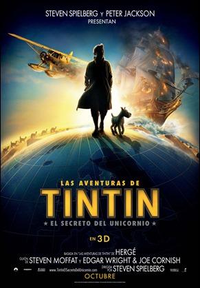 CartelTeaser TINTIN_UNICORNIO.ai