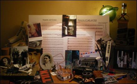 Lo que había sobre el piano de Rick Deckard