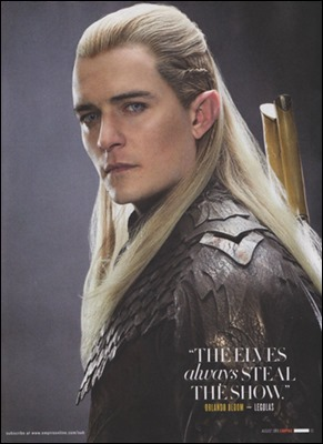 Qué bien, vuelve Orlando Bloom como Legolas