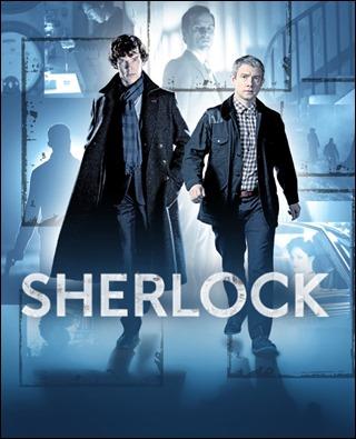 Sherlock, serie de la BBC