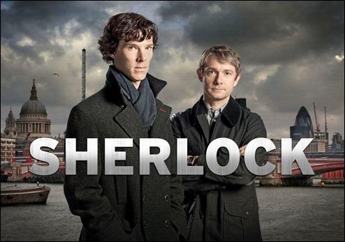 Sherlock y Watson, en la nueva serie de la BBC