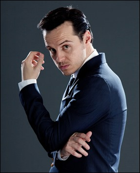Andrew Scott como Moriarty