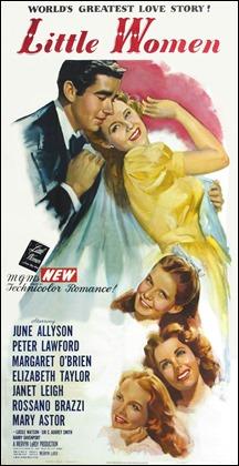 Cartel americano de Mujercitas