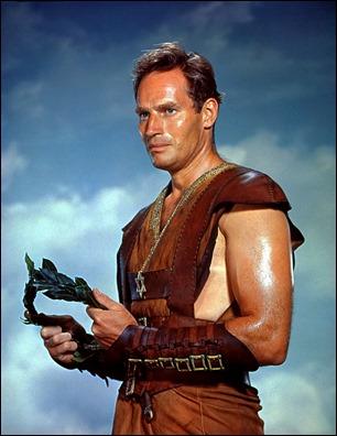 Charlton Heston, inolvidable Ben-Hur