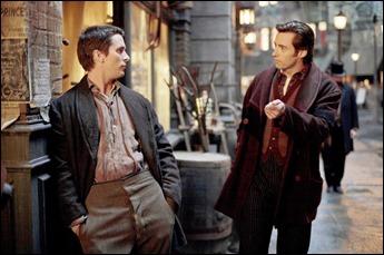 Dos magos frente a frente, Hugh Jackman vs Christian Bale