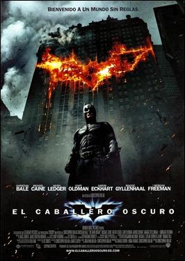 El Caballero Oscuro, de Christopher Nolan