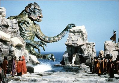 El modesto Kraken de la primera Furia de titanes