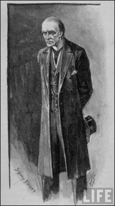 Moriarty, por Sidney Paget