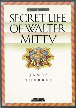 Portada de una edición americana del relato de James Thurber