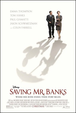 Al servicio de Mr. Banks o Saving Mr. Banks