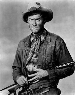 James Stewart, el hombre del Oeste