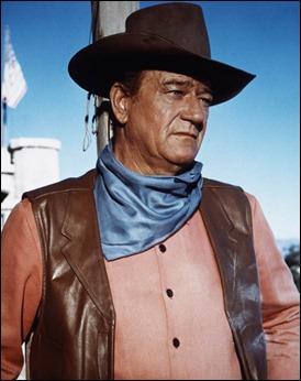 John Wayne, el westerner por excelencia