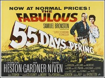 Otra de las famosas películas de Bronston