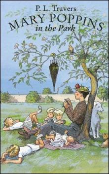 Portada de uno de los libros de Mary Poppins, de P. L. Travers