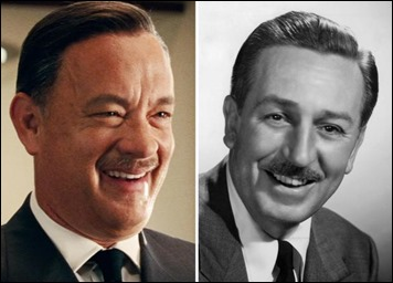 Tom Hanks o Walt Disney