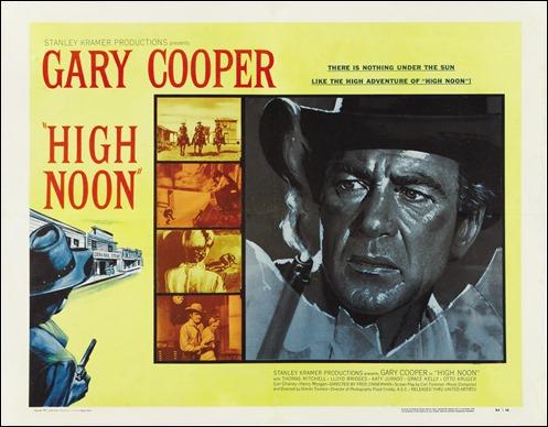 Uno de los papeles más famosos de Gary Cooper, el de Solo ante el peligro