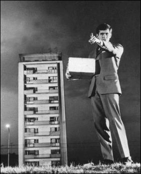 Anthony Perkins, el K. de la versión de El proceso de Orson Welles