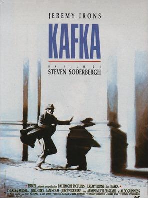 Cartel de Kafka, de Steven Soderbergh