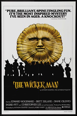 Cartel de The Wicker Man