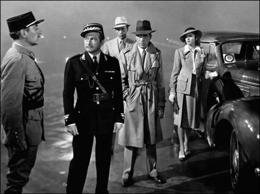 El final de Casablanca