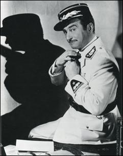 El inolvidable Claude Rains como el teniente Renault