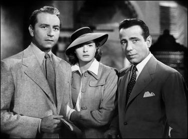 El triángulo protagonista de Casablanca