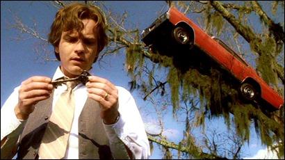 Ewan McGregor como el joven Ed, siempre envuelto en increíbles aventuras