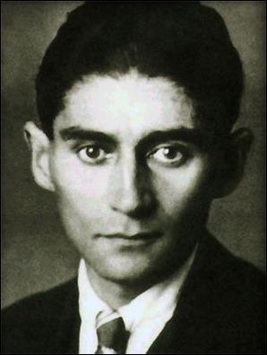 La mirada triste de Franz Kafka