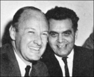 Stan Lee y Jack Kirby, los creadores del Universo Marvel