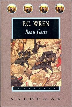 Beau Geste, novela de P. C. Wren