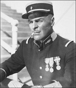 Brian Donlevy, el siniestro sargento Markof