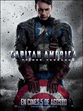 Capitán América, el primer Vengador