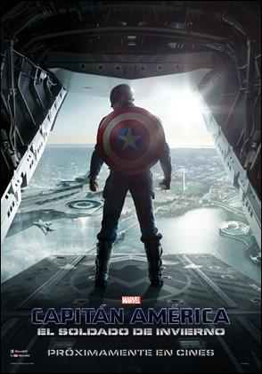 Capitán América, el Soldado de Invierno