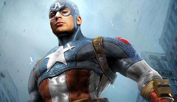 198ac37e91a33 El Capitán América en el cine  El primer vengador y El Soldado de ...