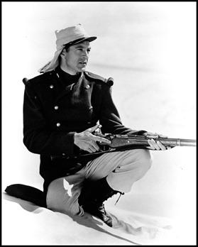 El inolvidable Gary Cooper, el perfecto Beau Geste