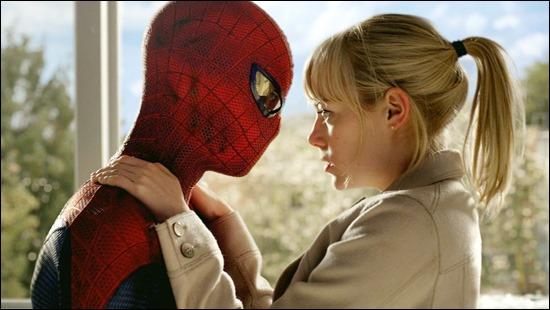 Gwen y Spiderman