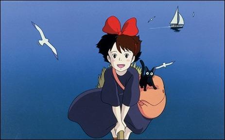 La bella simplicidad del dibujo de Miyazaki