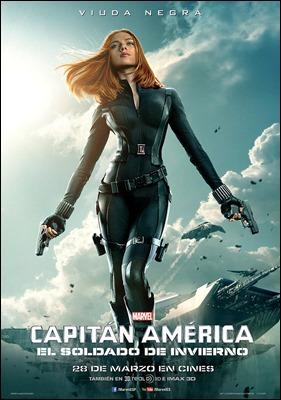 La Viuda Negra, lástima que sea Scarlett Johansson