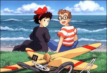 Nicky, Tombo y la bici a hélice