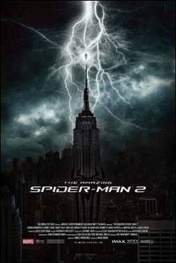 Un cartel distinto para The Amazing Spiderman 2