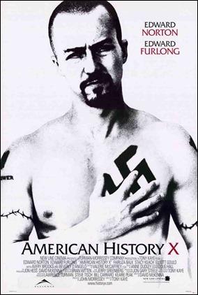 Cartel de American History X