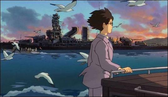 Cuántos planos remarcan la soledad de Jiro...