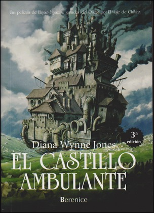 El castillo ambulante, novela de Diana Wynne Jones